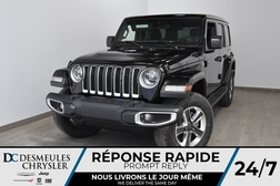 2019 Jeep Wrangler Unlimited Sahara  - DC-90903  - Desmeules Chrysler