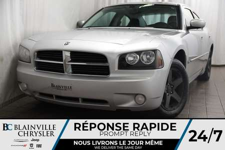 2010 Dodge Charger 49$/SEM + SXT + V6 3.5L + MAGS + CUIR + BLUETOOTH for Sale  - BC-90235B  - Blainville Chrysler