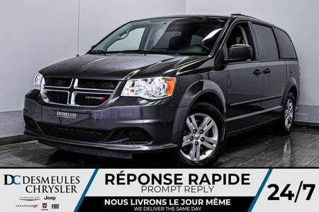 2016 Dodge Grand Caravan SE + a/c + cam recul for Sale  - DC-D1795  - Blainville Chrysler
