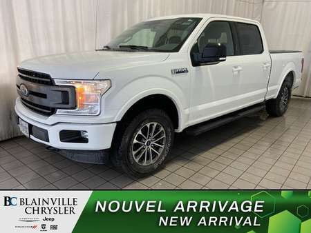 2018 Ford F-150 XLT * CAMERA RECUL * BLUETOOTH *  SIEGES CHAUFFANT for Sale  - BC-P1671  - Desmeules Chrysler