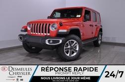 2020 Jeep Wrangler Unlimited Sahara +TURBO + UCONNECT + BANCS CHAUFF *149$/SEM  - DC-20224  - Blainville Chrysler