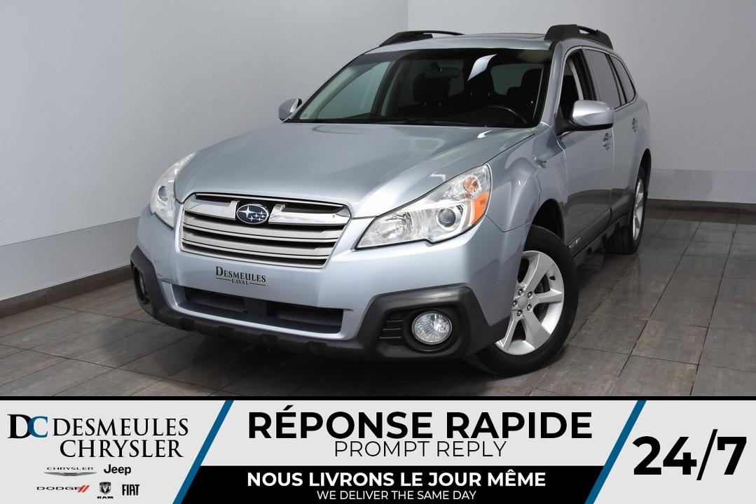 2013 Subaru Outback  - Desmeules Chrysler
