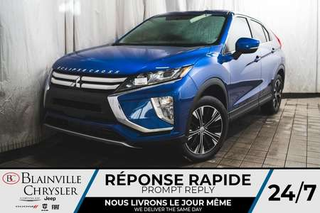 2018 Mitsubishi Eclipse Cross ES * BLUETOOTH * CAM RECUL * MAGS * SIRIUS * for Sale  - BC-80312A  - Desmeules Chrysler