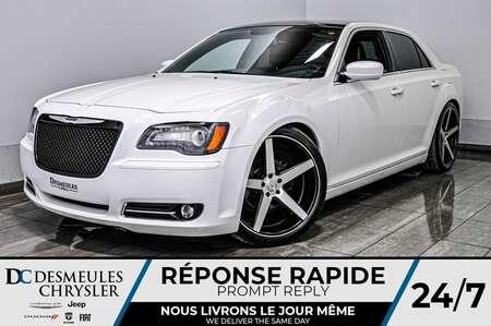 2012 Chrysler 300 300S + bancs chauff + a/c + toit ouv for Sale  - DC-D1806  - Desmeules Chrysler