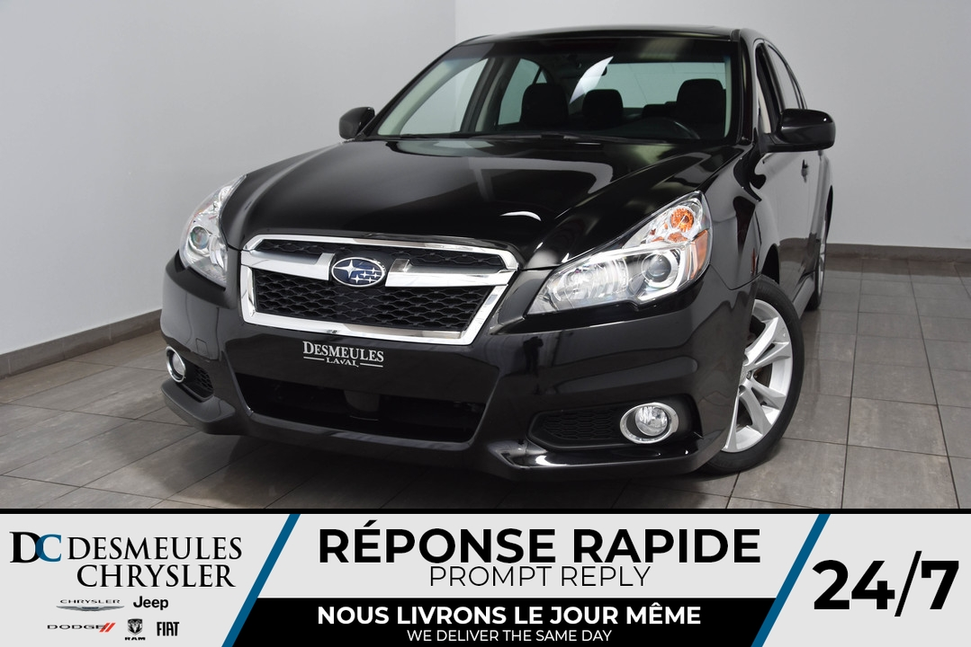 2014 Subaru Legacy  - Desmeules Chrysler