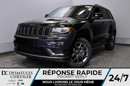 2020 Jeep Grand Cherokee Limited X + TOIT OUV + WIFI + UCONNECT *155$/SEM for Sale  - DC-20288  - Blainville Chrysler