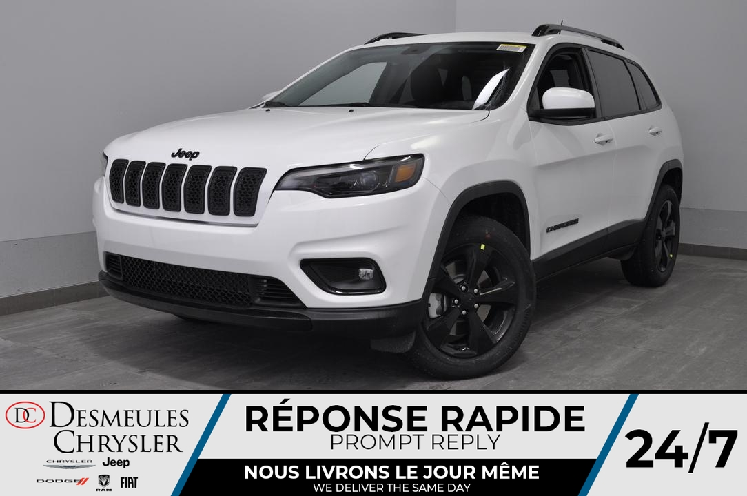 2020 Jeep Cherokee  - Desmeules Chrysler