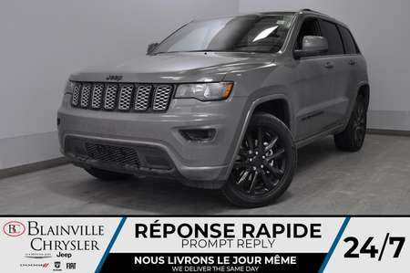 2020 Jeep Grand Cherokee Altitude + UCONNECT + WIFI *128$/SEM for Sale  - DC-20273  - Blainville Chrysler