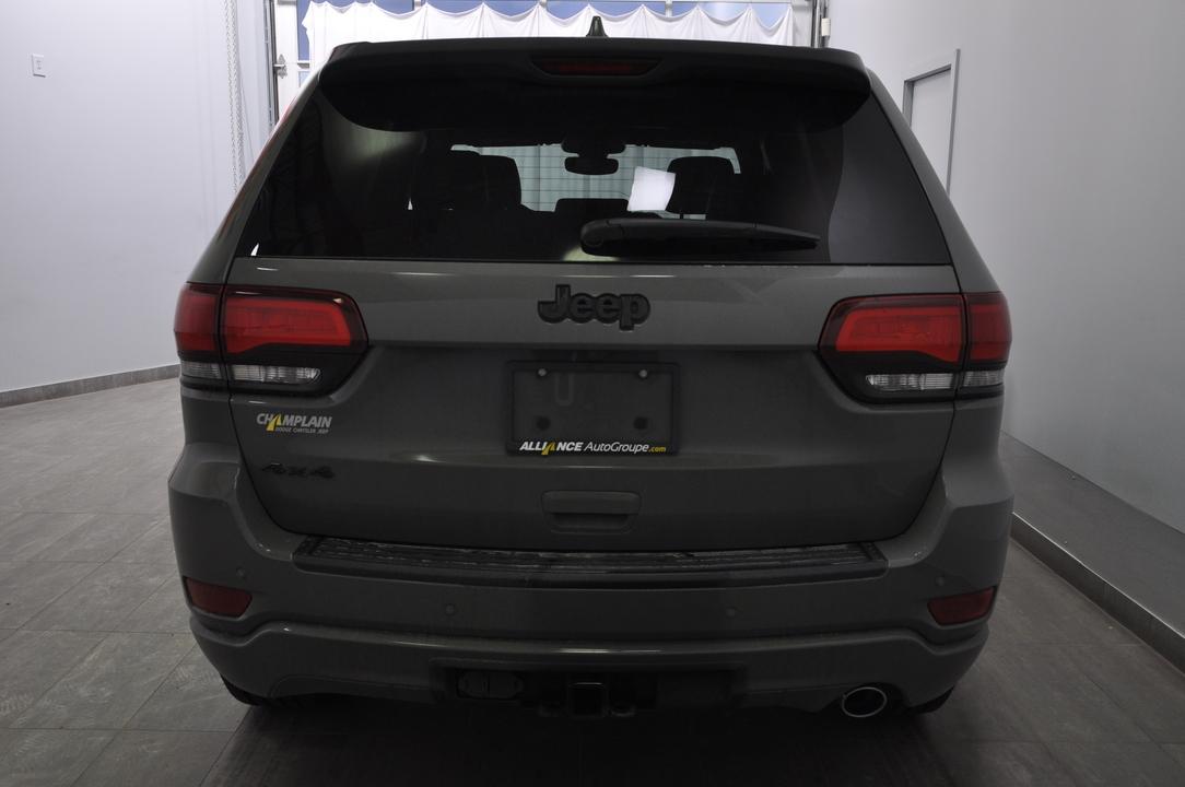 2020 Jeep Grand Cherokee  - Desmeules Chrysler