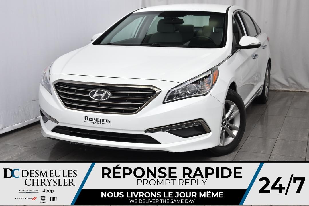 2015 Hyundai Sonata  - Desmeules Chrysler