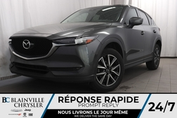 2018 Mazda CX-5 Grand touring + NAV + AWD + TOIT OUVRANT +  - BC-80396A  - Desmeules Chrysler