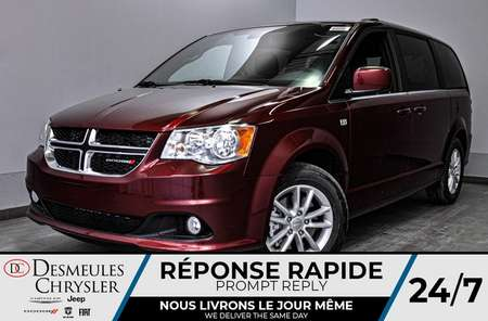 2019 Dodge Grand Caravan SXT 35th Anniversary Edition + DVD *92$/SEM for Sale  - DC-91242  - Desmeules Chrysler