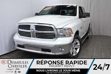 2017 Ram 1500 SLT 136.59$/sem + UCONNECT for Sale  - DC-71327  - Desmeules Chrysler