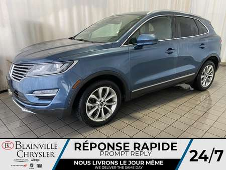 2018 Lincoln MKC MKC * AWD * GPS *  TOIT PANO * CAMERA RECUL * for Sale  - BC-C1663  - Desmeules Chrysler