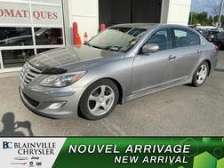 2012 Hyundai GENESIS 3.8 * CUIR CHAUFFANT * TOIT OUVRANT * BLUETOOTH *  - BC-P1662  - Blainville Chrysler