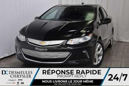 2017 Chevrolet Volt Premium *Cam. Recul * NAV * 4 Sièges Chauff. for Sale  - DC-81289B  - Desmeules Chrysler