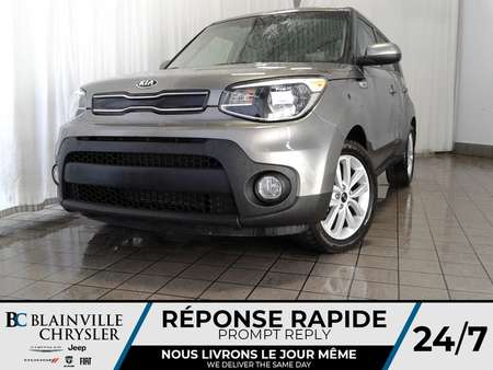 2019 Kia Soul LX + MAGS + CAM RECUL + BLUETOOTH + SIÉGES CHAUFF. for Sale  - BC-P1340  - Desmeules Chrysler