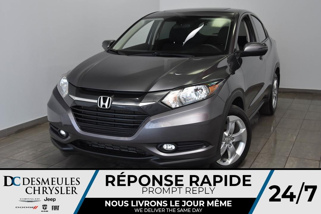 2016 Honda HR-V  - Desmeules Chrysler