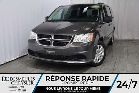 2017 Dodge Grand Caravan SXT * STOW 'N GO *CLIM.BI-ZONE*BLUETOOTH* 78$/SEM for Sale  - DC-71367  - Desmeules Chrysler