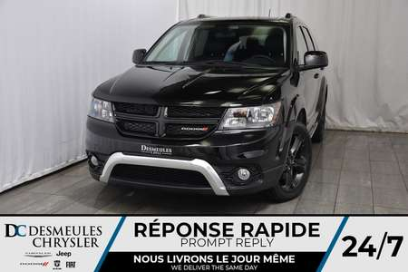 2018 Dodge Journey Crossroad AWD 119.09$/sem for Sale  - DC - 81240  - Blainville Chrysler