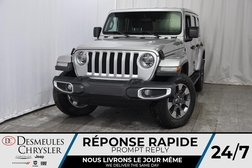 2018 Jeep Wrangler Sahara + UCONNECT + BLUETOOTH 144$/SEM  - DC-80577  - Blainville Chrysler