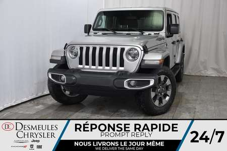 2018 Jeep Wrangler Sahara 141.29$/sem for Sale  - DC-80577  - Desmeules Chrysler