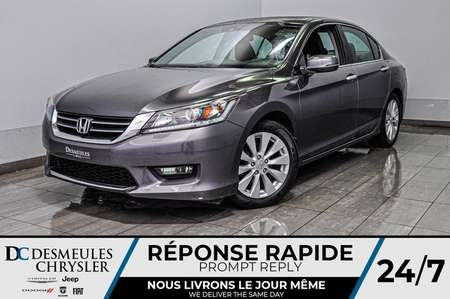 2014 Honda Accord Sedan EX-L + a/c + toit ouv + bluetooth + bancs chauff for Sale  - DC-B1840  - Blainville Chrysler