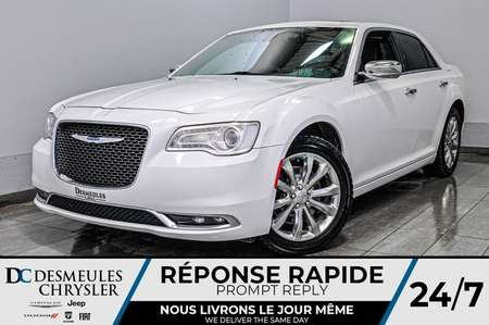 2016 Chrysler 300 300C + bancs chauff + uconnect + a/c + toit ouv for Sale  - DC-D1843  - Desmeules Chrysler