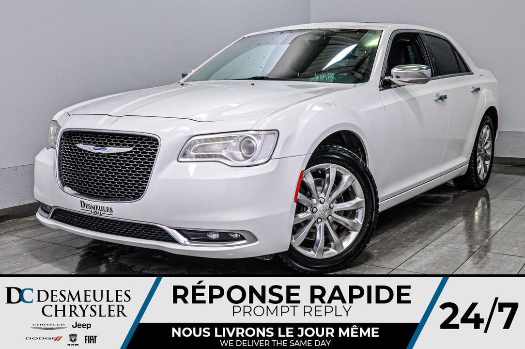 2016 Chrysler 300  - Blainville Chrysler