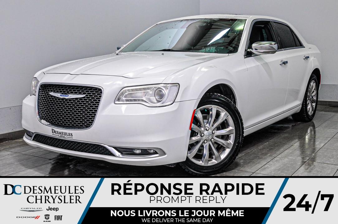 2016 Chrysler 300  - Desmeules Chrysler