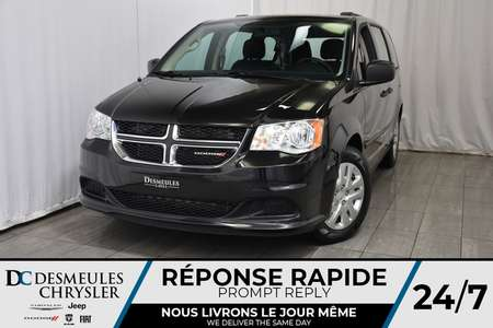 2017 Dodge Grand Caravan SE (ENSEMBLE VALEUR PLUS) for Sale  - DC-71236  - Blainville Chrysler