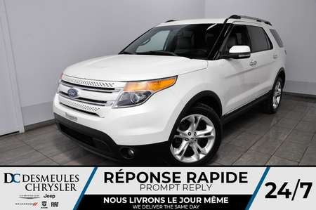2012 Ford Explorer Limited for Sale  - DC-A1579  - Blainville Chrysler