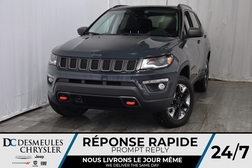 2018 Jeep Compass Trailhawk  - DC - 81172  - Desmeules Chrysler