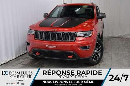 2018 Jeep Grand Cherokee Trailhawk 156.50$/sem for Sale  - DC-80342  - Desmeules Chrysler