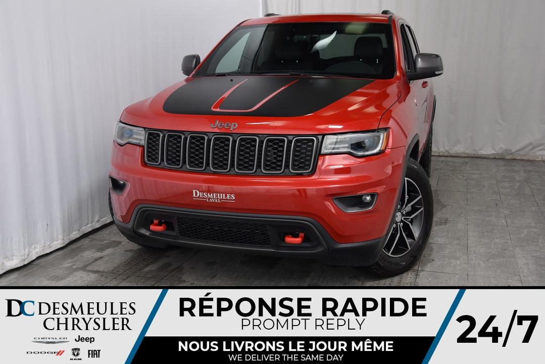 2018 Jeep Grand Cherokee  - Blainville Chrysler