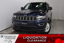 2018 Jeep Grand Cherokee Laredo *Uconnect * Cam de recul*114$/SEM* WOW!  - DC-80469  - Desmeules Chrysler