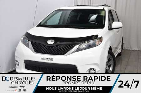 2014 Toyota Sienna SE*8 PLACES* BIEN EQUIPÉ for Sale  - DC-A0851  - Desmeules Chrysler