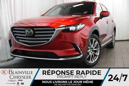 2018 Mazda CX-9 GRAND TOURING + AWD + MAGS + TOIT + CUIR + NAV for Sale  - BC-P1293  - Desmeules Chrysler