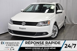 2012 Volkswagen Jetta Sedan HIGHLINE *TDI * Cuir * Toit Ouvr. * Bouton Start *  - DC-A0973  - Desmeules Chrysler