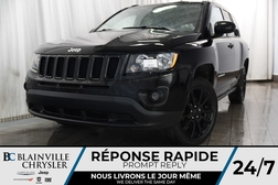 2012 Jeep Compass SPORT + 4WD + MAGS + SIÈGES CHAUFF. + CLIM  - BC-90300A  - Desmeules Chrysler
