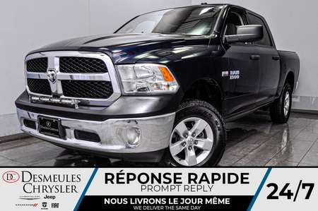 2015 Ram 1500 ST Quad Cab + a/c + bluetooth for Sale  - DC-D1837  - Desmeules Chrysler