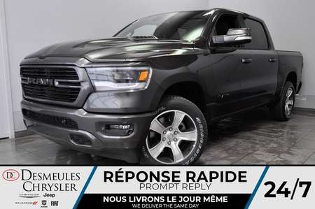 2020 Ram 1500 Sport Crew Cab + WIFI + BLUETOOTH for Sale  - DC-20031  - Desmeules Chrysler