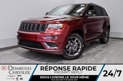 2020 Jeep Grand Cherokee Limited X + WIFI + UCONNECT + TOIT OUV *145$/SEM  - DC-20327  - Desmeules Chrysler