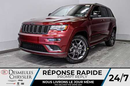 2020 Jeep Grand Cherokee Limited X + WIFI + UCONNECT + TOIT OUV *152$/SEM for Sale  - DC-20327  - Blainville Chrysler