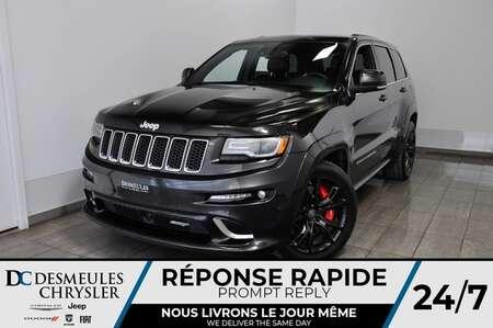 2015 Jeep Grand Cherokee SRT  * 6.4L * Launch Cntrl * NAV * Toit Ouvr * for Sale  - DC-A1584  - Desmeules Chrysler