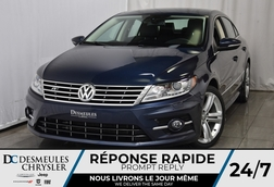 2014 Volkswagen CC R-Line * Bouton Start * Bancs Chauff. * Cam. Rec.  - DC-A1010  - Desmeules Chrysler