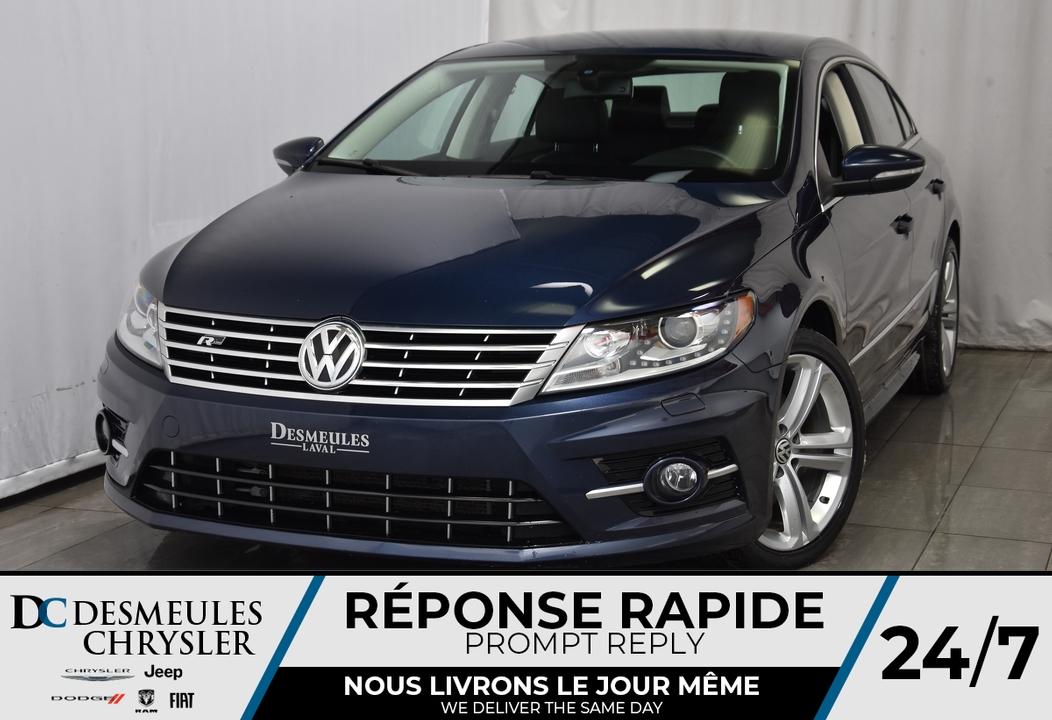 2014 Volkswagen CC  - Desmeules Chrysler