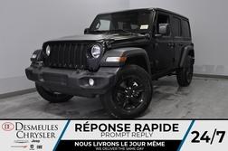 2020 Jeep Wrangler Sport Altitude+ BANCS CHAUFF + BLUETOOTH *136$/SEM  - DC-20318  - Desmeules Chrysler