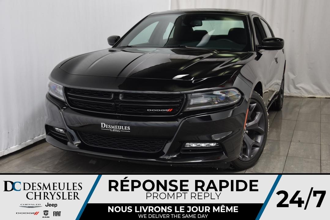 2017 Dodge Charger  - Blainville Chrysler
