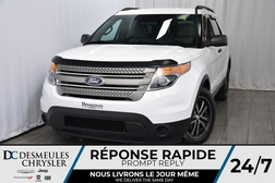 2013 Ford Explorer Base * Hitch pour Remorque * 7 Passagers  - DC-A1006  - Desmeules Chrysler